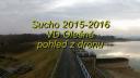 Olešná - sucho 2015-2016