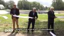 Opravený splav U Žida ve Frýdku-Místku je opět otevřen veřejnosti