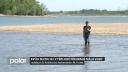 Lidé si stěžují na nízký stav vody v Těrlické přehradě