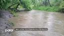 Některé toky mohou dosáhnout k 1. povodňovému stupni, velké škody nehrozí