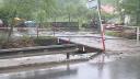 Hladina Jičínky v Žilině a Životicích klesla, déšť ale neustává