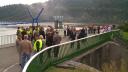 Zahájení velké rekonstrukce přehrady Šance, 2009