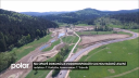 Na horní Opavě dokončují vodohospodáři suchou nádrž Jelení