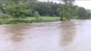 Vylití řek z koryt nehrozí